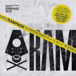 VA - Rampage 2019 DnB Releases 31st March 2019 Mixed by Maco42