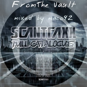 Archives - 1327 - From the Vault #1 Renegade Hardware Vs Scantraxx (DNB VS GABBA) mixed by Maco42