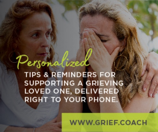 Grief Coach Emma Payne Discusses Her New Text Messaging Service