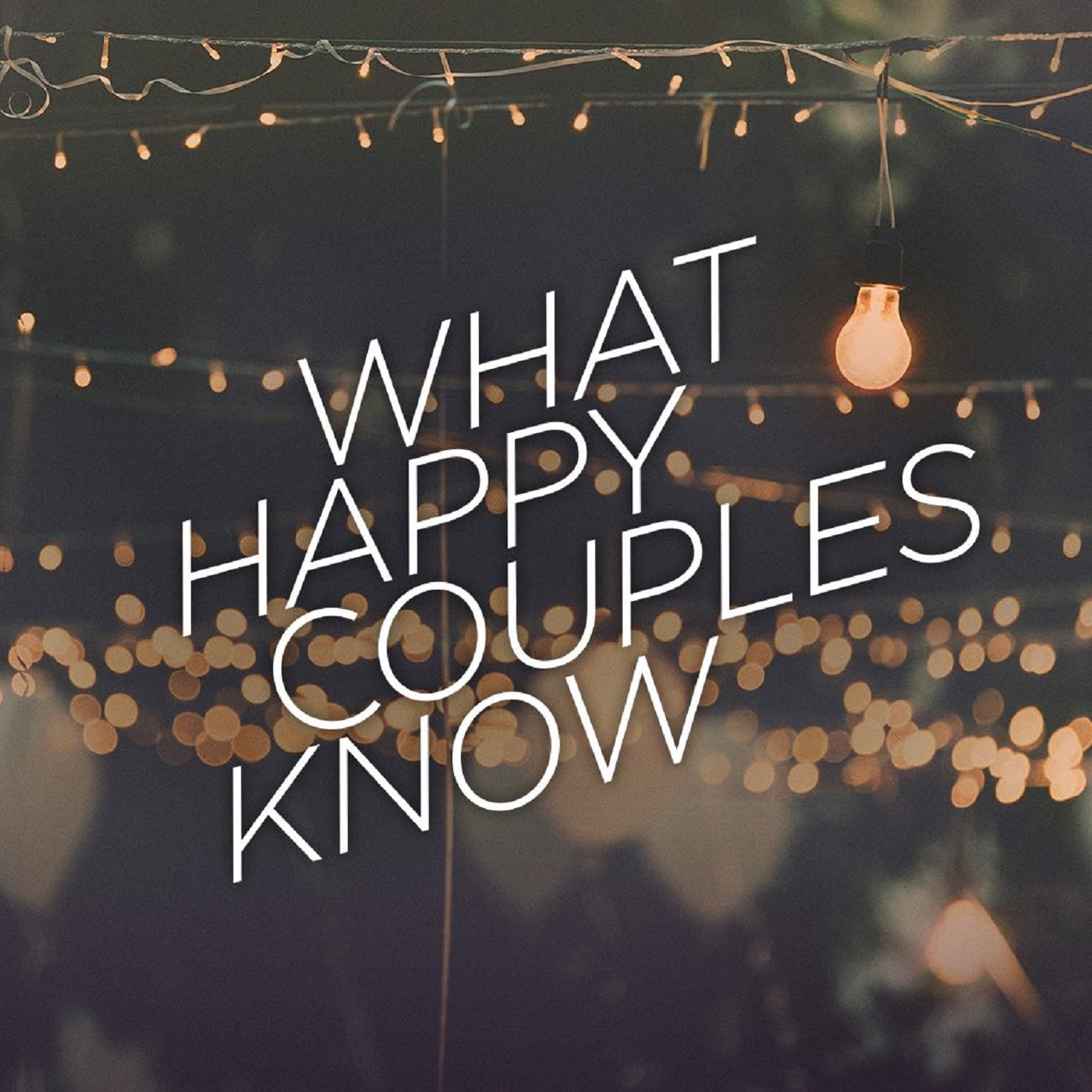 What Happy Couples Know page: It's A Choice