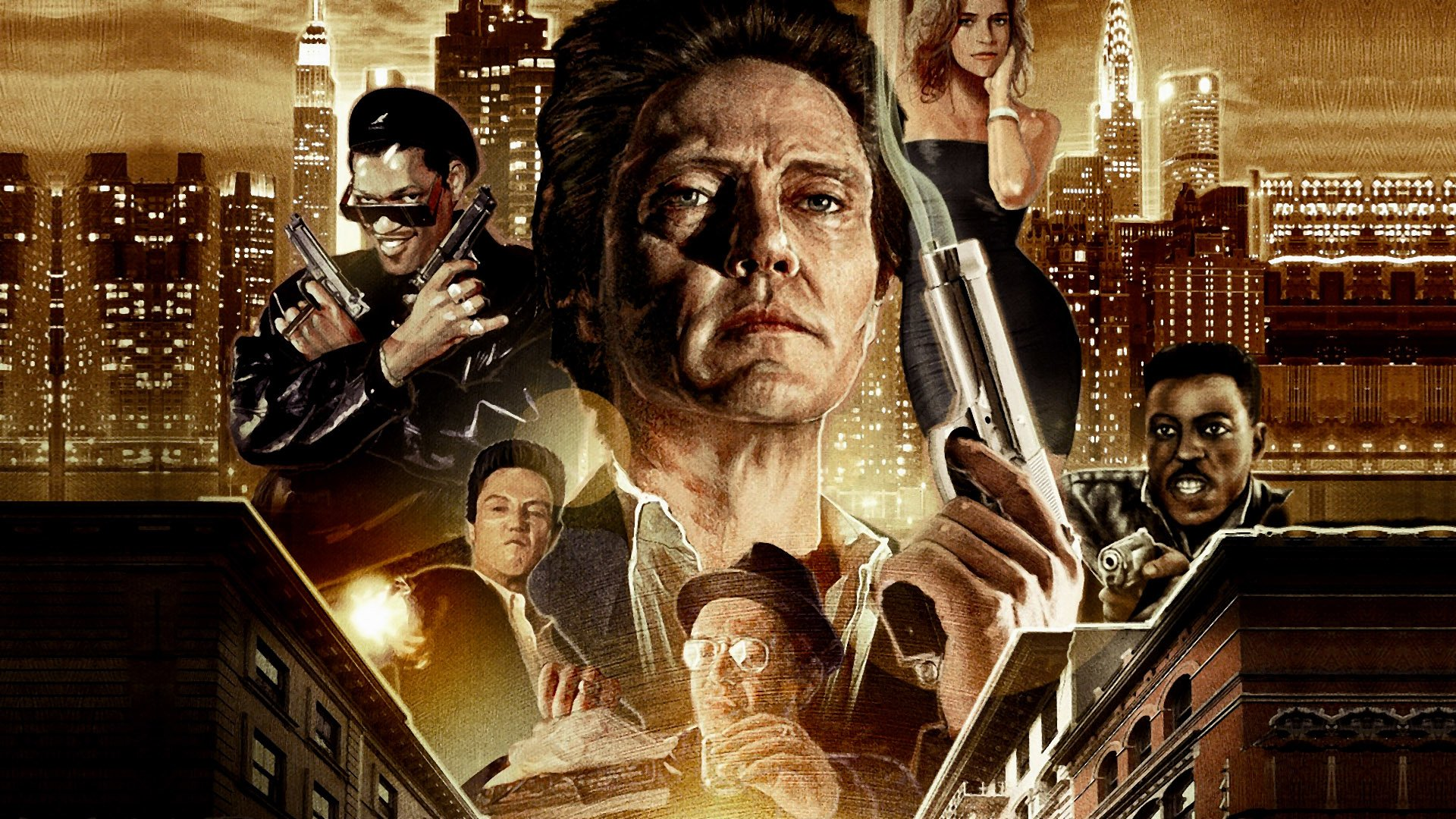 King of New York – Let's Watch It Again Podcast