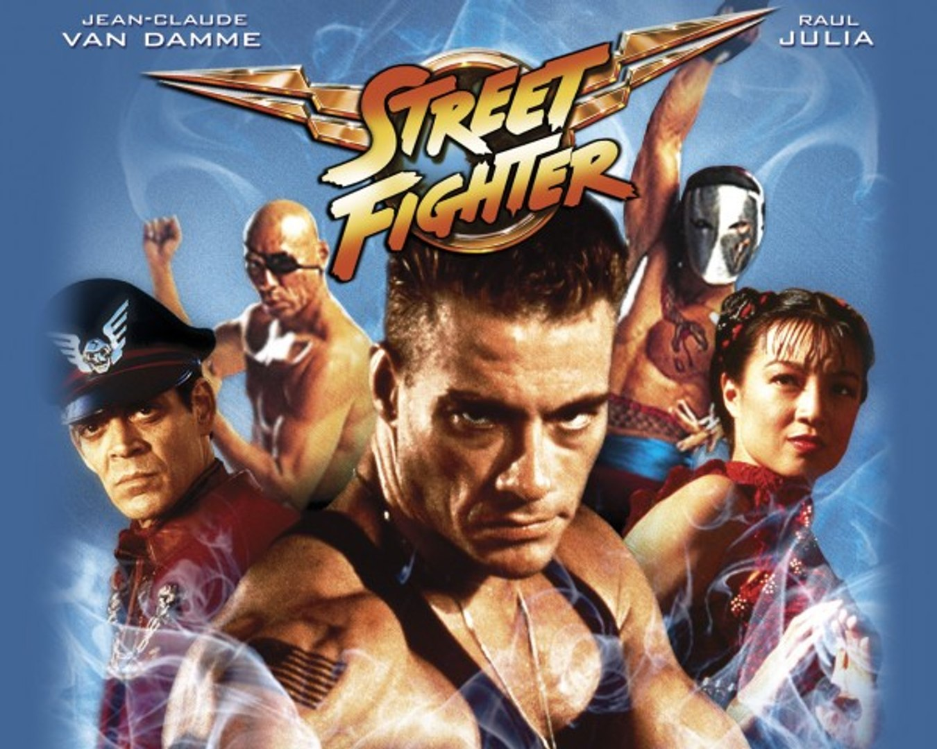 Street Fighter: The Movie - Let's Watch It Again Podcast