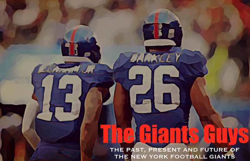Rob from @EverythingNYG Imparts His Wisdom on the Giants' Offseason Moves
