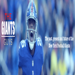 Giants Guys April Blitz: We discuss the roster plus our mock draft
