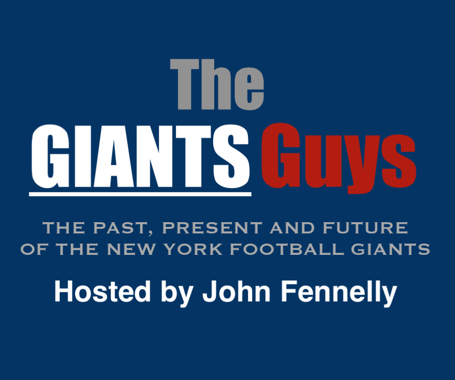 Giants Guys Post-Draft Show: The Giants Blew It
