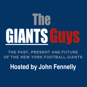 Giants Guys Pre-Draft Show No. 2: Craig's back, Shep's staying and more...