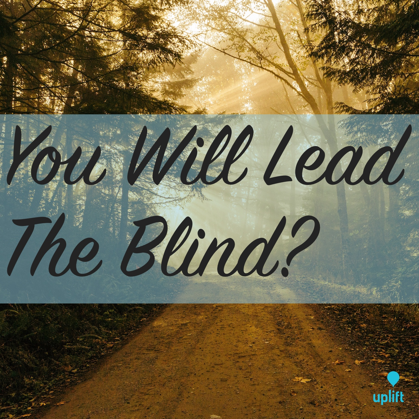 Episode 13: You Will Lead The Blind?