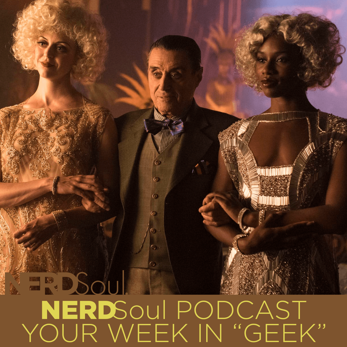 Star Trek Discovery vs Control, Justice League Fights The Future & American Gods Head To The Mall & More! | NERDSoul • Your Week in Geek