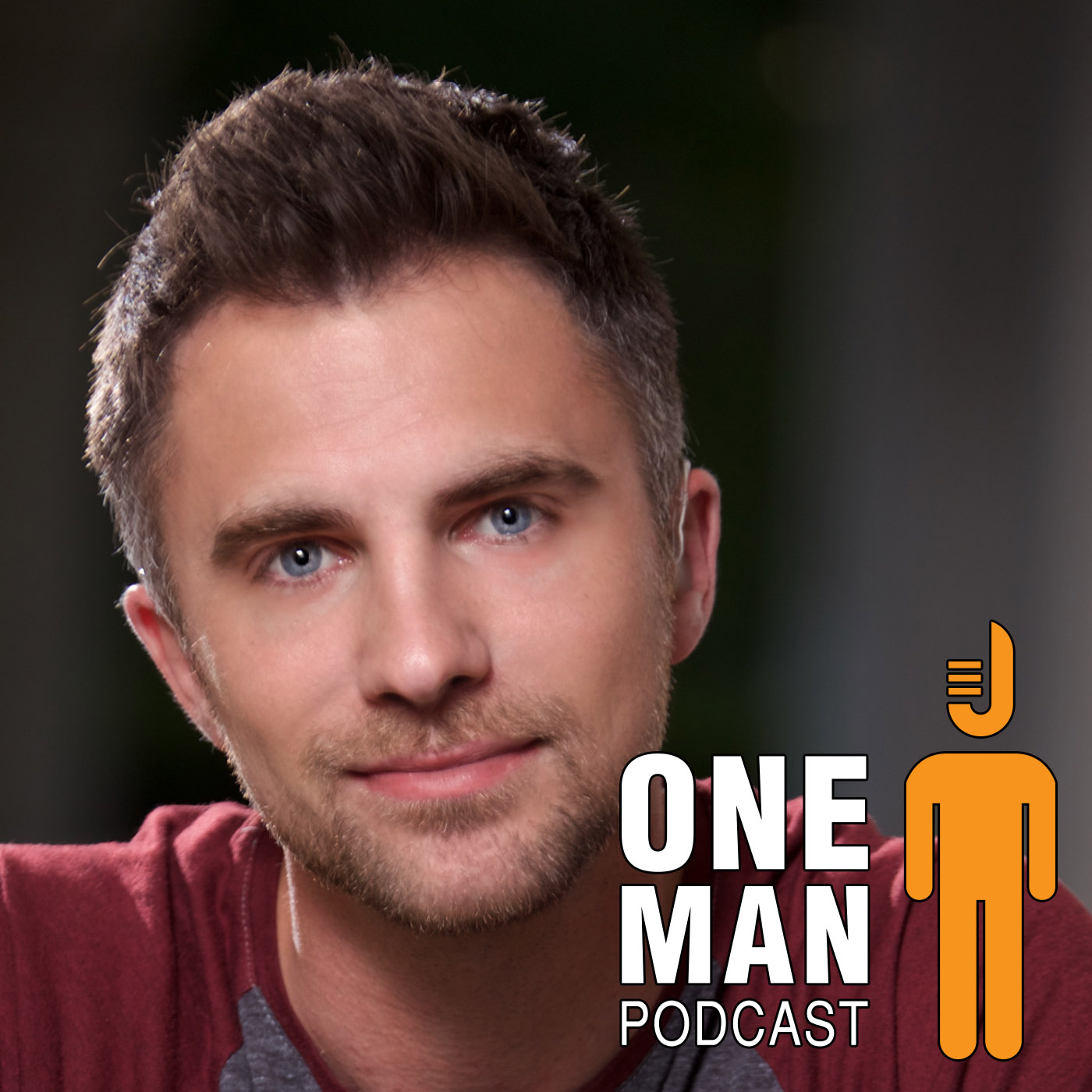 One Man Podcast - DJ Demers