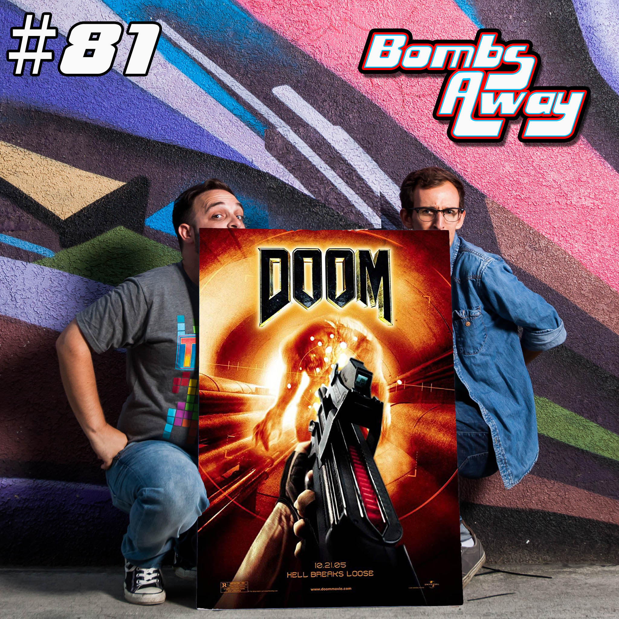 Episode 81 - Doom (2005)