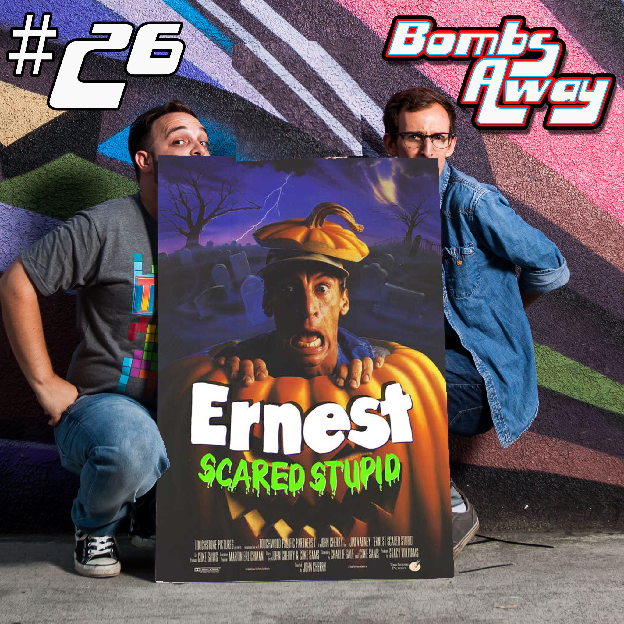 Halloween 2017: Episode 26 - Ernest Scared Stupid (1991)