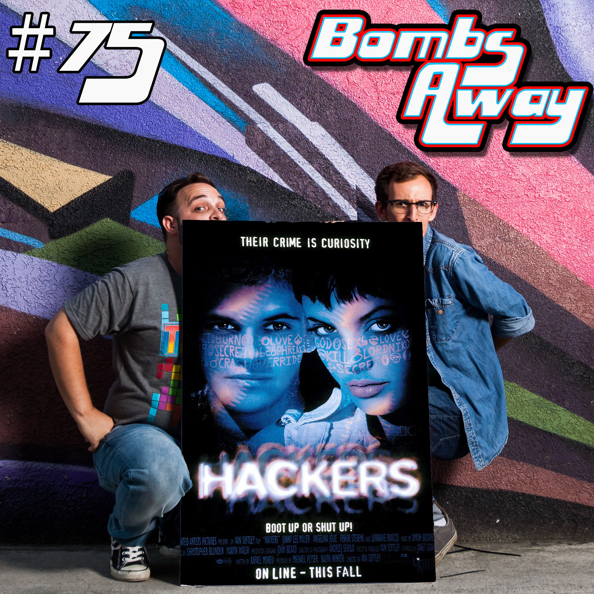 Episode 75 - Hackers (1995) [w/ Walter Thornburgh]