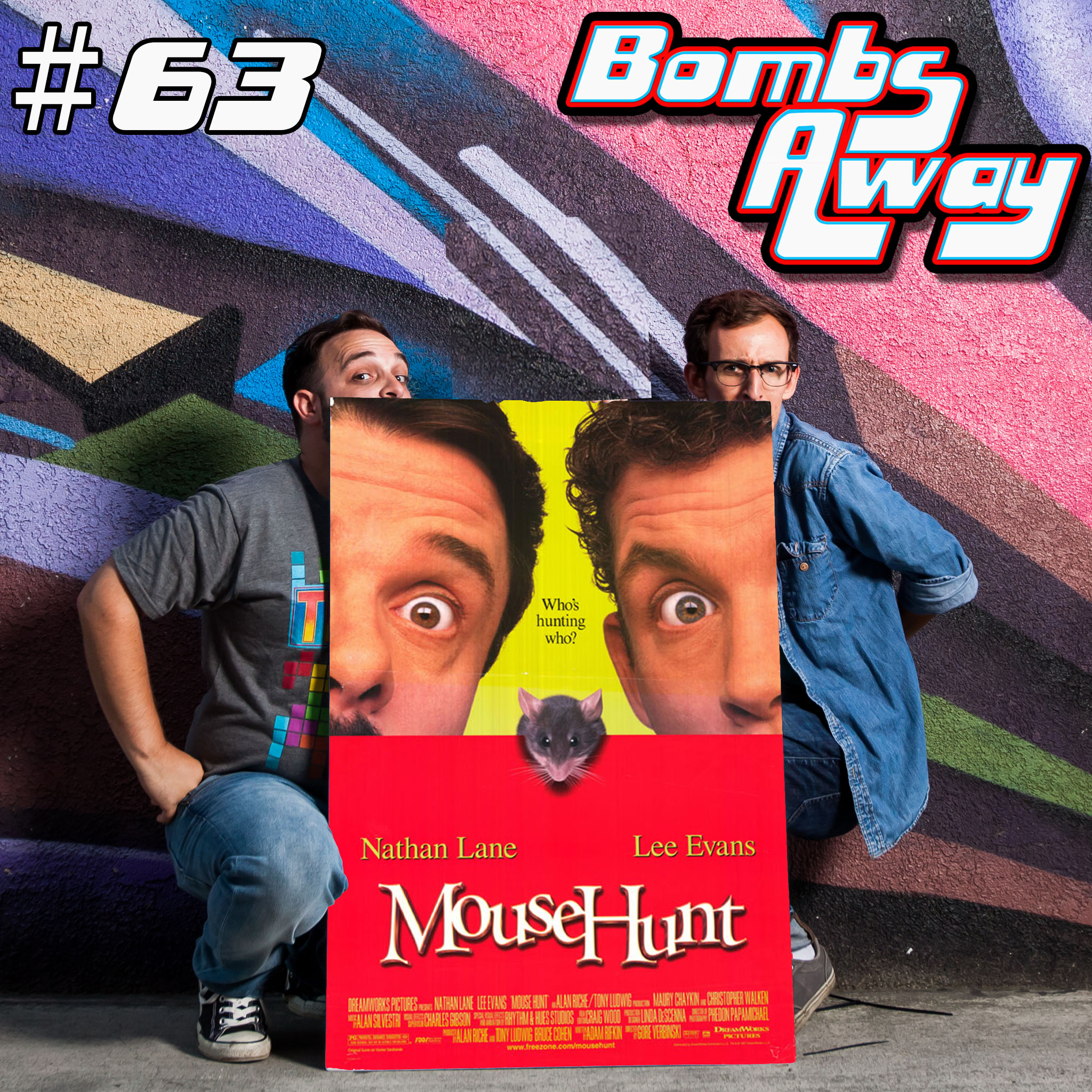 Episode 63 - Mousehunt (1997) [w/ Cheryl Jones of Movies Made Me]