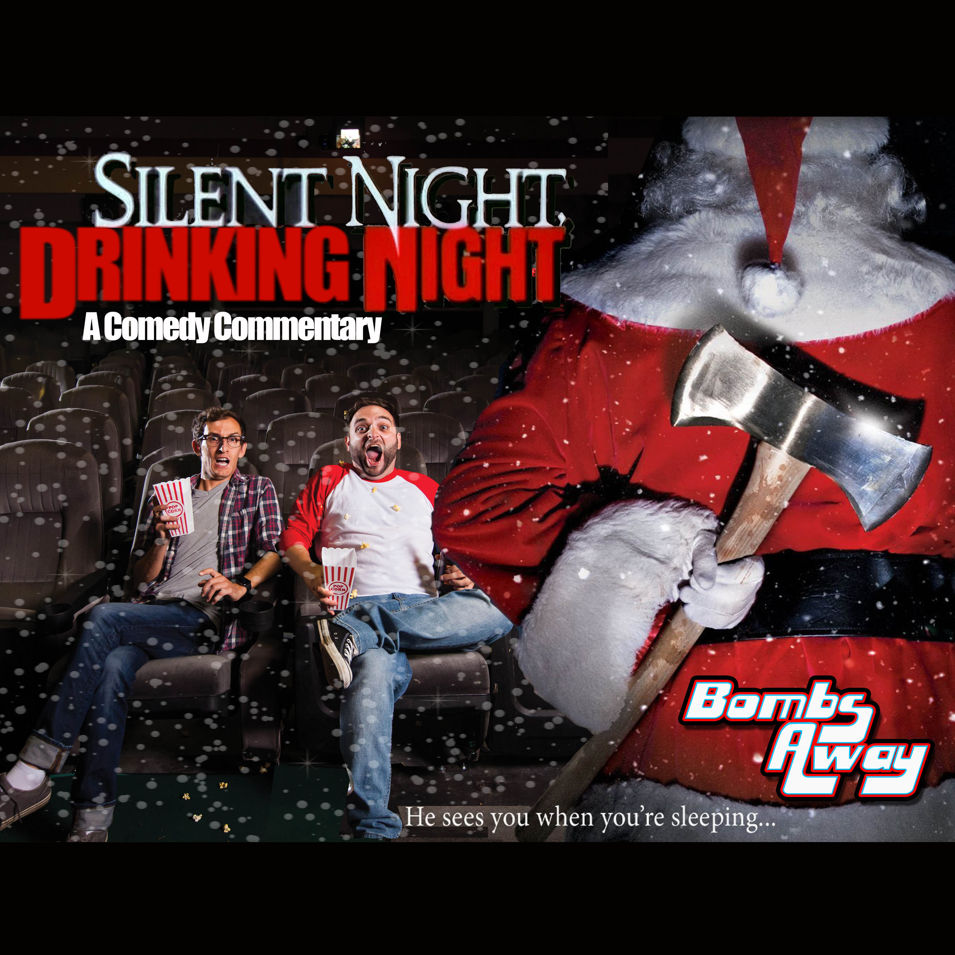 Bonus Bomb - Silent Night Drinking Night: A Comedy Commentary [w/Abbie Sue Bauer & Thomas-Lee Campos]