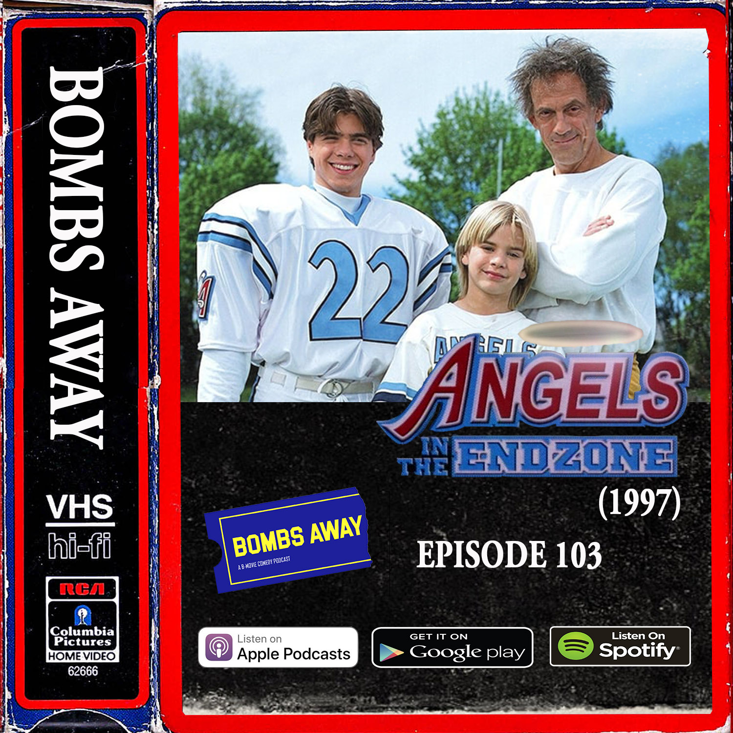 Episode 103 - Angels in the Endzone (1997)