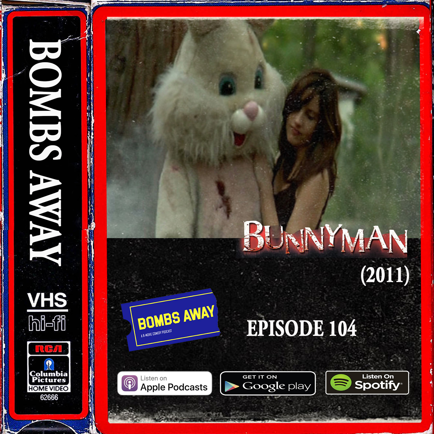 Episode 104 - Bunnyman (2011)