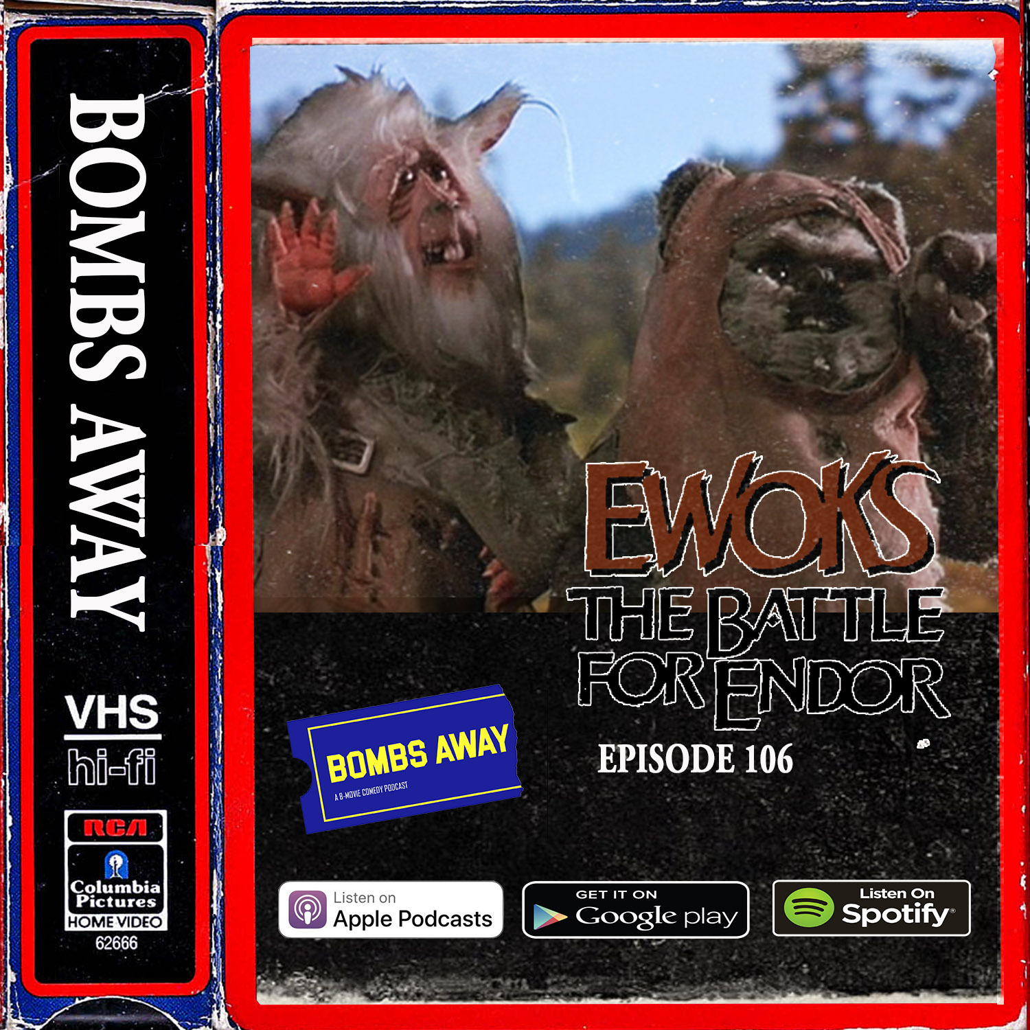 Episode 106 - Ewoks: The Battle for Endor (1985)