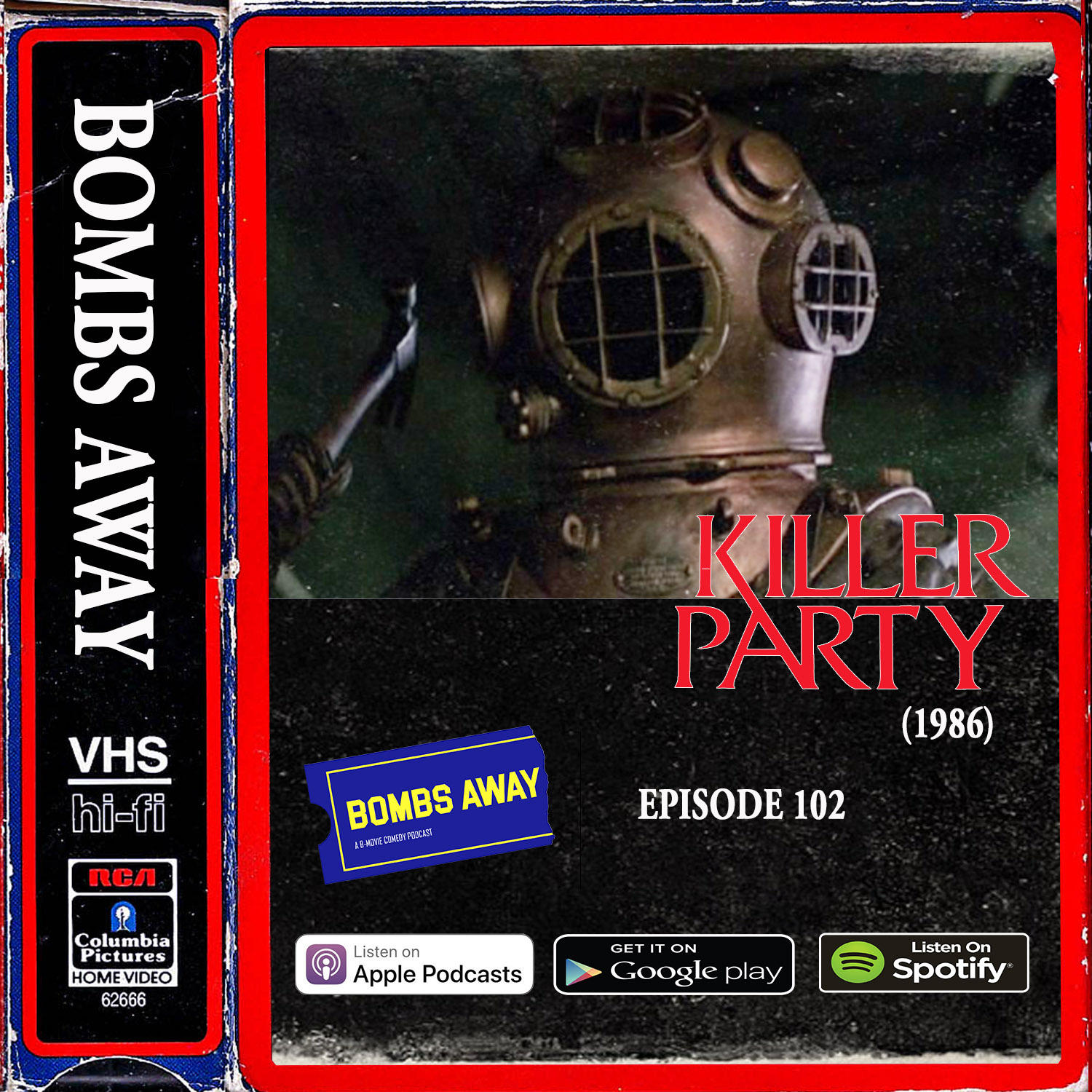 April Fool's Day 2019 - Episode 102 - Killer Party (1986)
