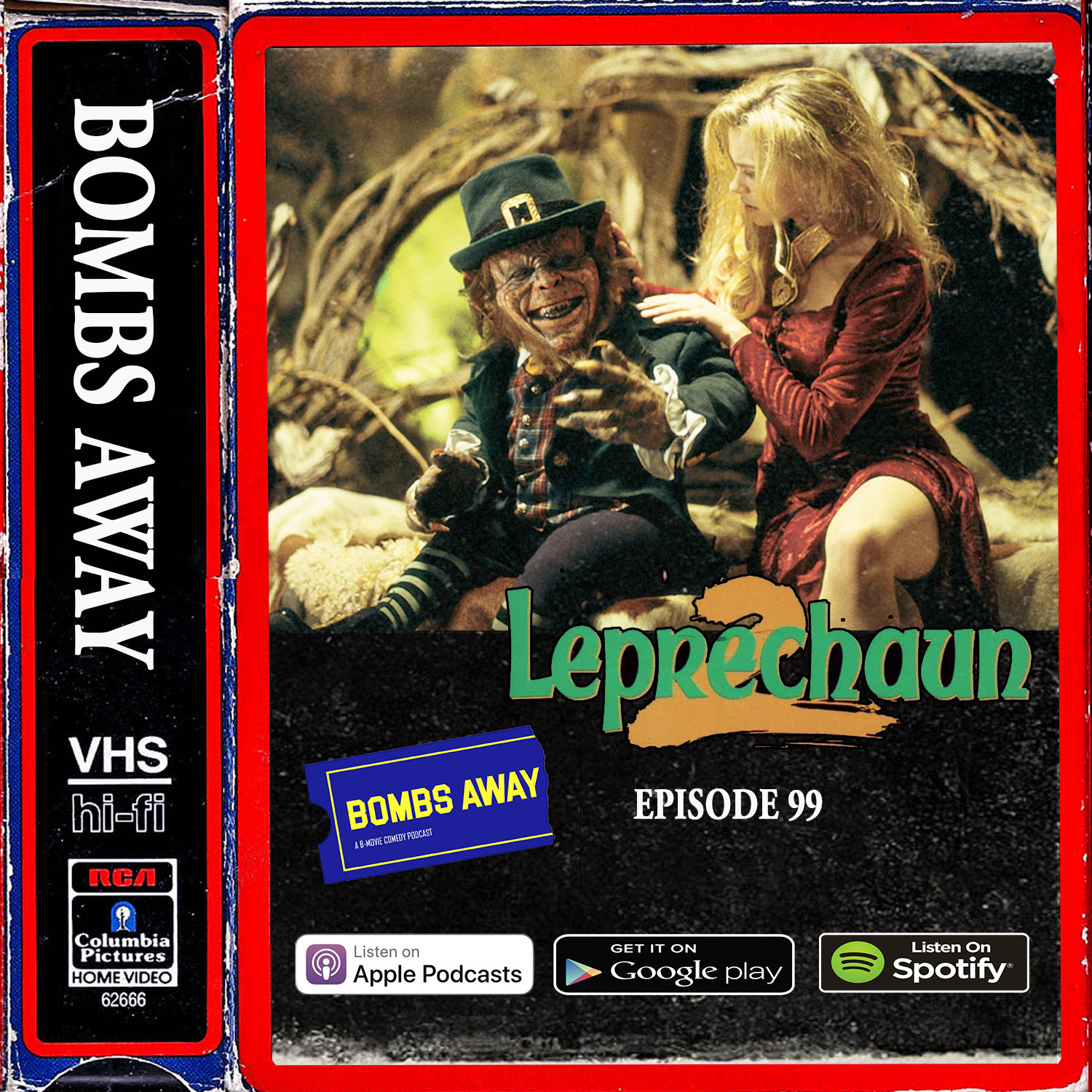 St. Patrick's Day 2019 - Episode 99 - Leprechaun 2 (1994)