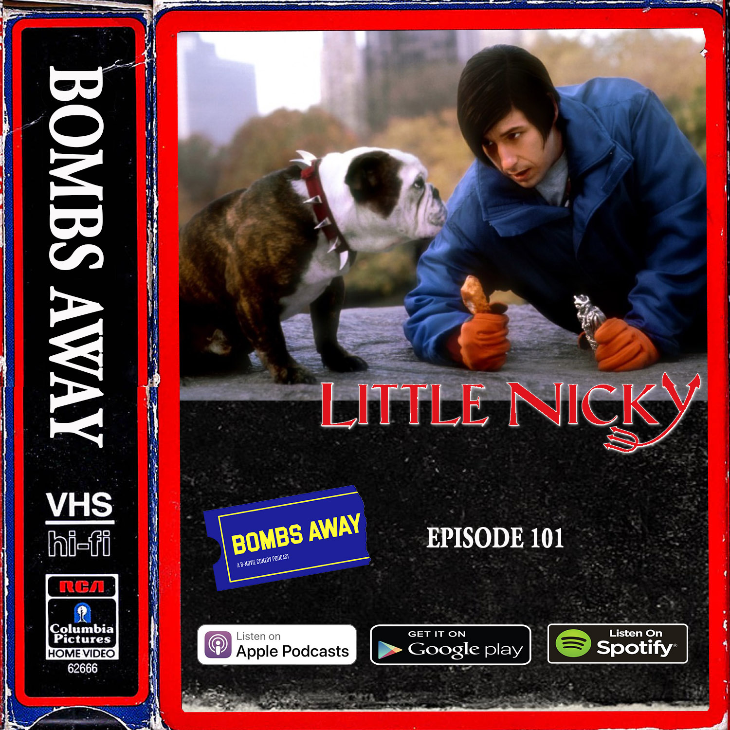 Episode 101 - Little Nicky (2000)