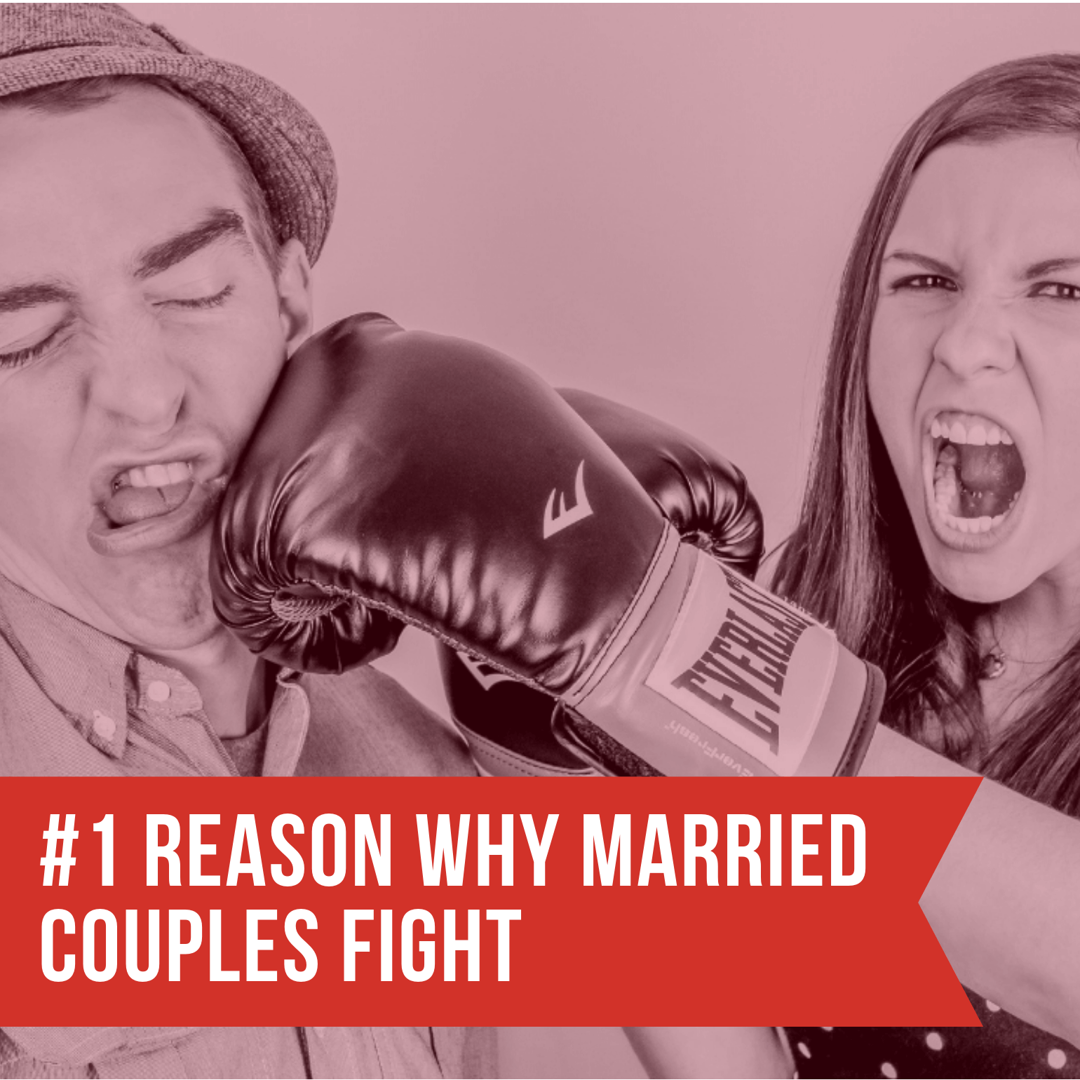 JHH 005: #1 Reason Why Married Couples Fight & How To Change It