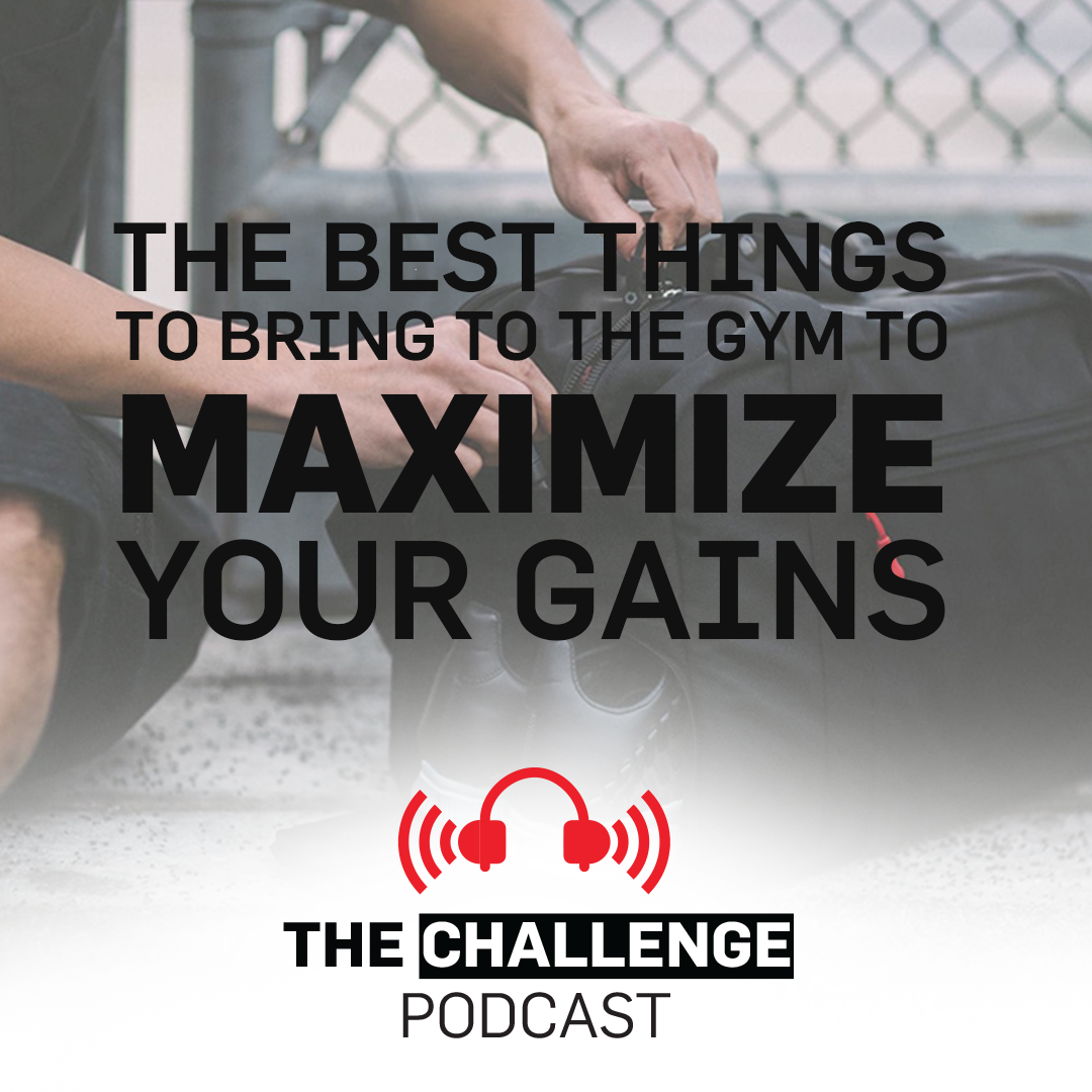 The Best Things to Bring to The Gym to Maximise YOUR Gains!