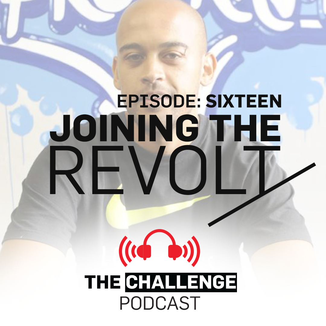 Join the REVOLT - Book Author, Friend & Personal Trainer, Glenn Munso Chats Health and Fitness