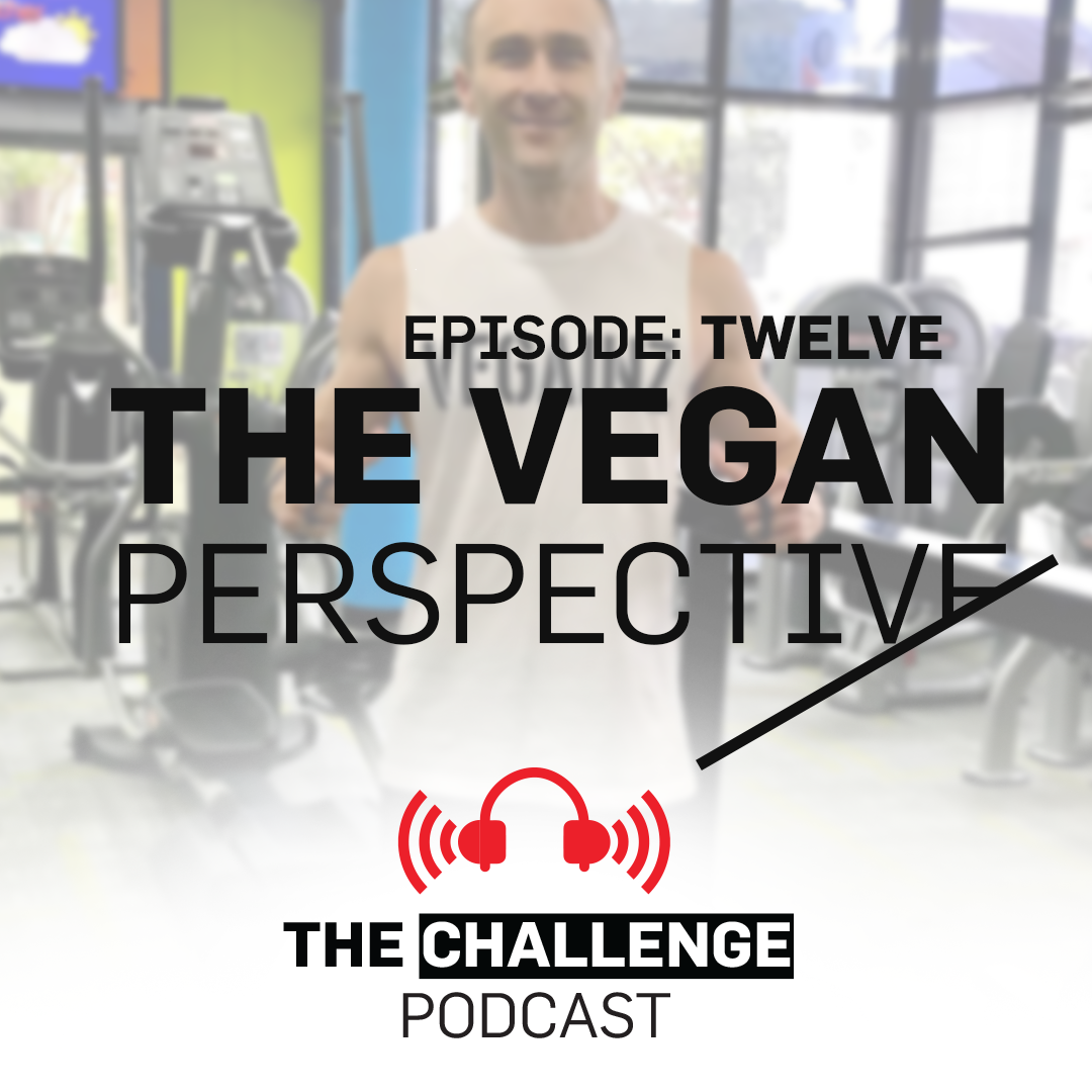 The VEGAN Perspective - Craig Smith Chats About Becoming A Vegan and Still Doing The Challenge