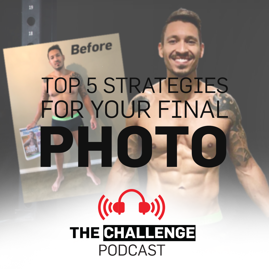 Top 5 Strategies For Your Final Photo - By Coach Steve