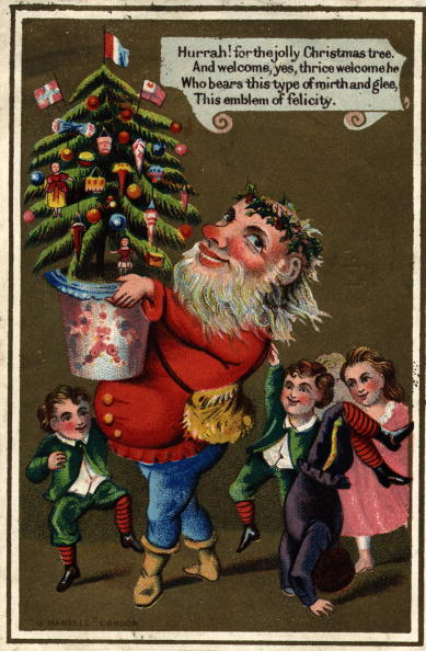 Victorian Christmas: The Goblin and the Paw
