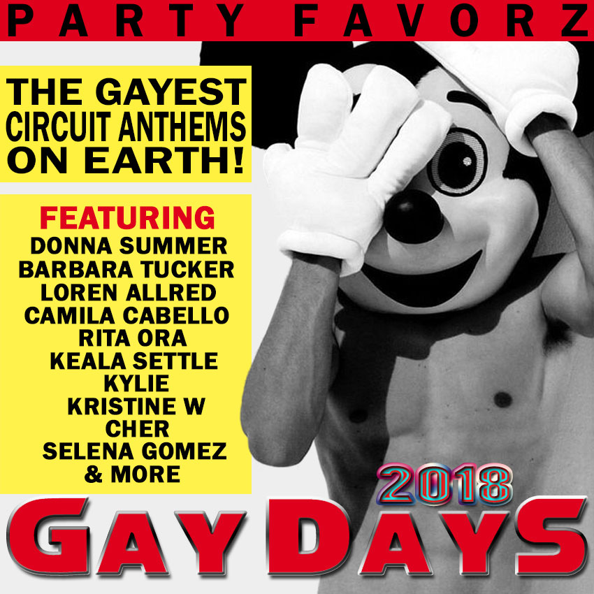 Download Party Favorz - Gay Days 2018 pt  1 | The Gayest