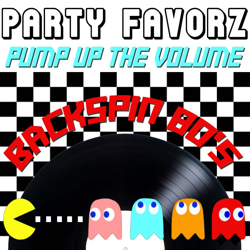 Pump Up the Volume | BackSpin 80's