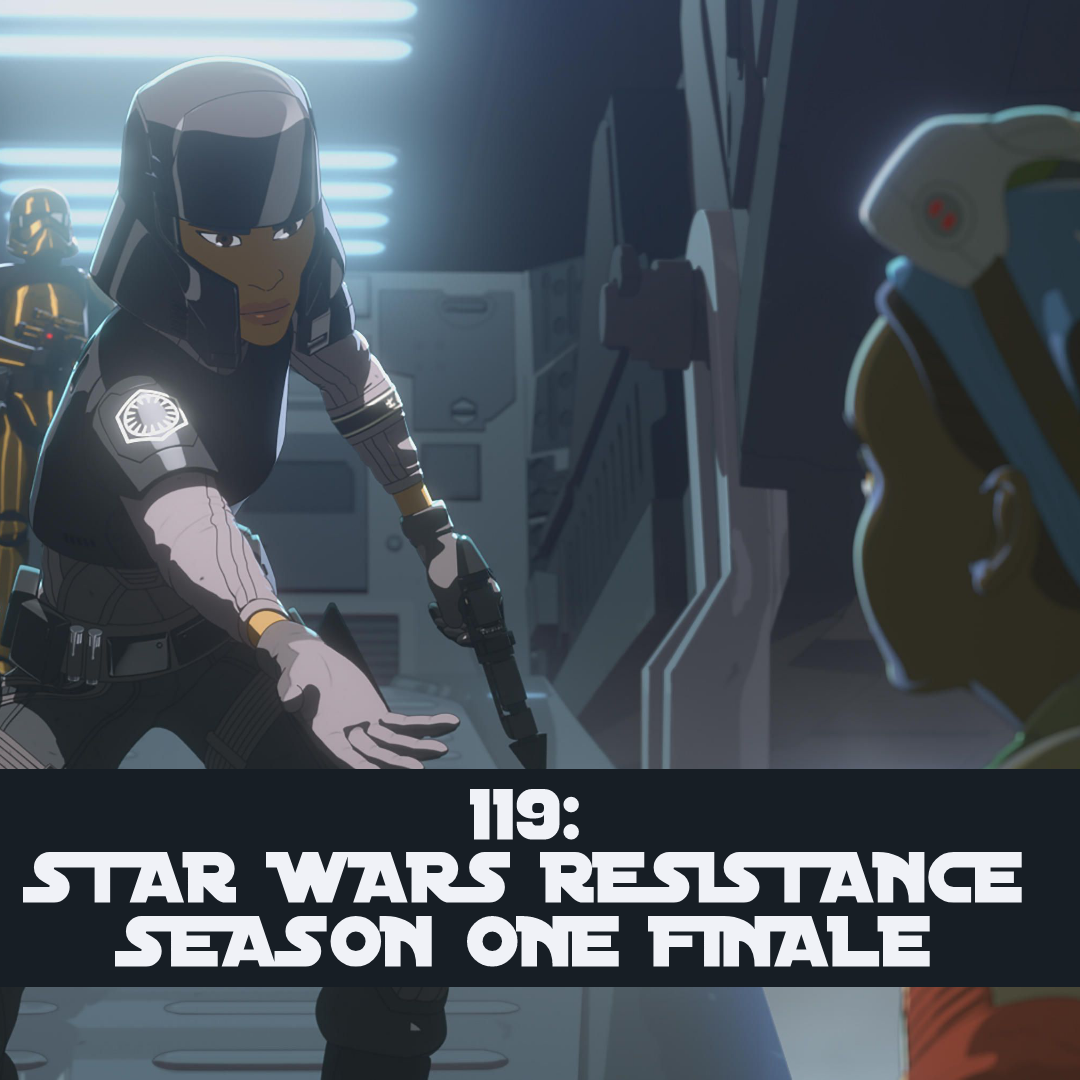 Season One Finale Review - Star Wars: Resistance