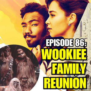 Wookiee Family Reunion - Star Wars Holiday Special