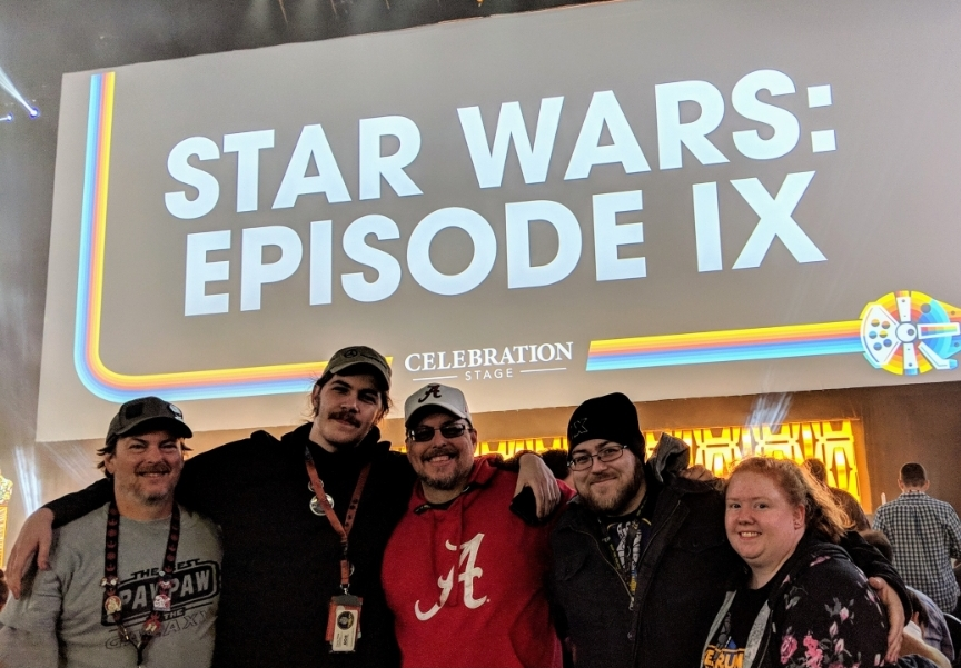 From Chicago: Episode IX Reaction