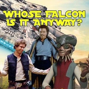 Whose Falcon is it Anyway?