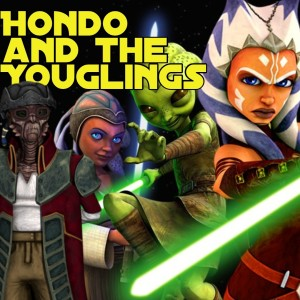 Hondo and the Younglings (Clone Wars)