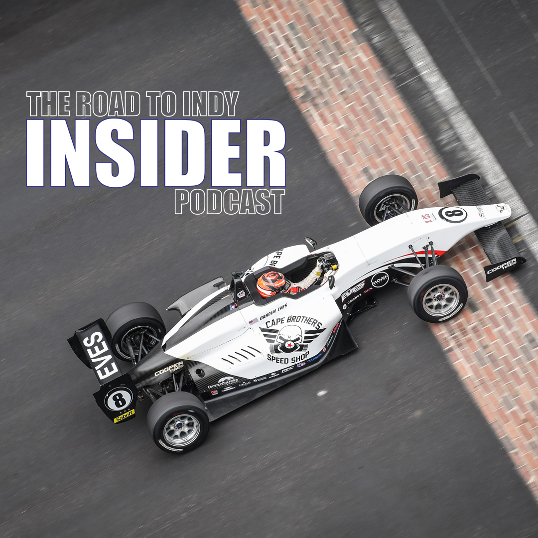 Road To Indy Insider Podcast - EP.16 - INDYCAR GP Breakdown