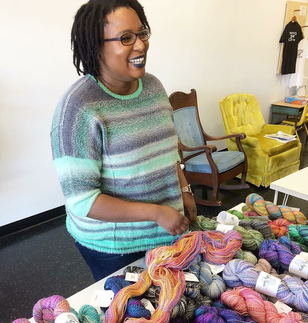 Interview with Brooke of Fully Spun