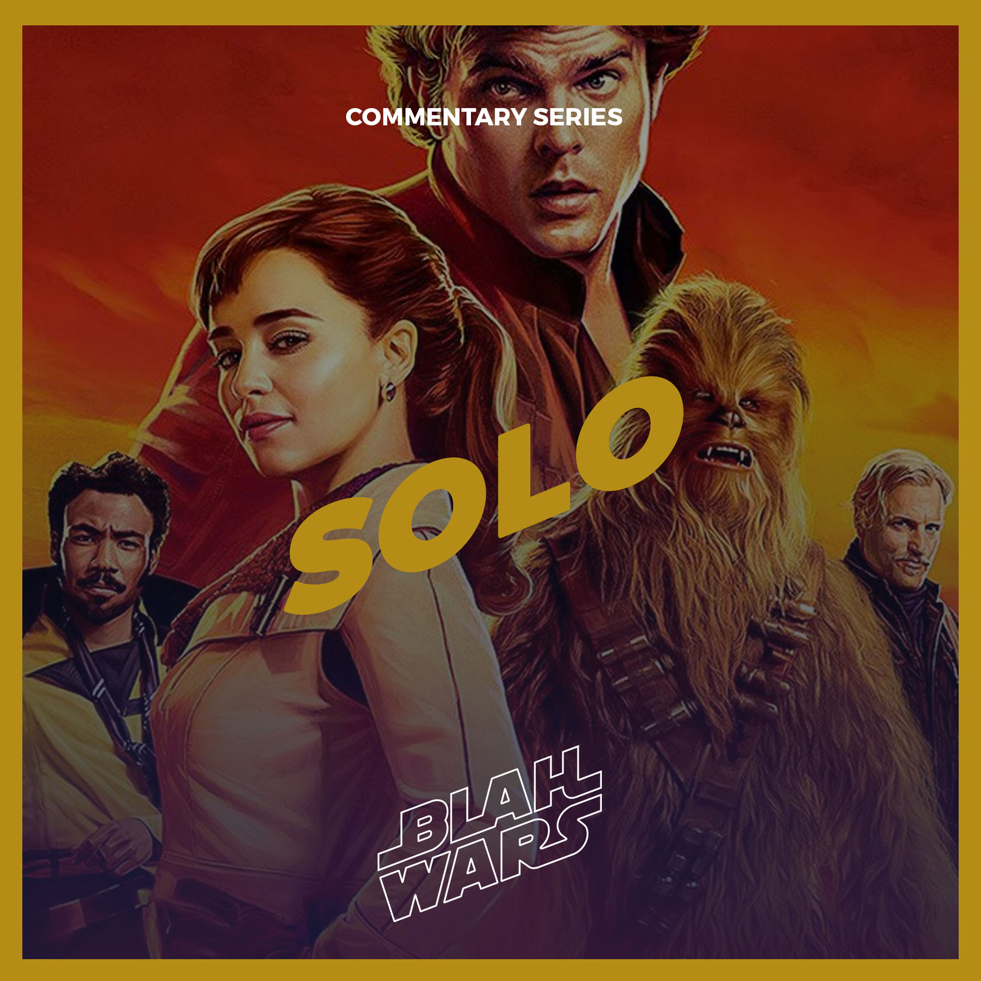 Commentary Series: Solo