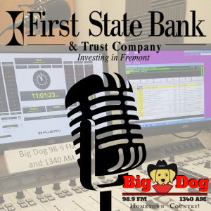 First State Bank Guest DJ - Deb Baker/Skin Envy Dermatology