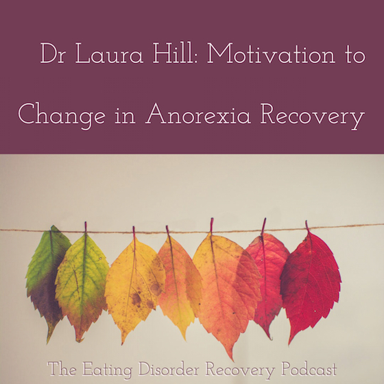 Dr Laura Hill: Motivation to Change in Anorexia Recovery