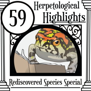 059 Rediscovered Species Special