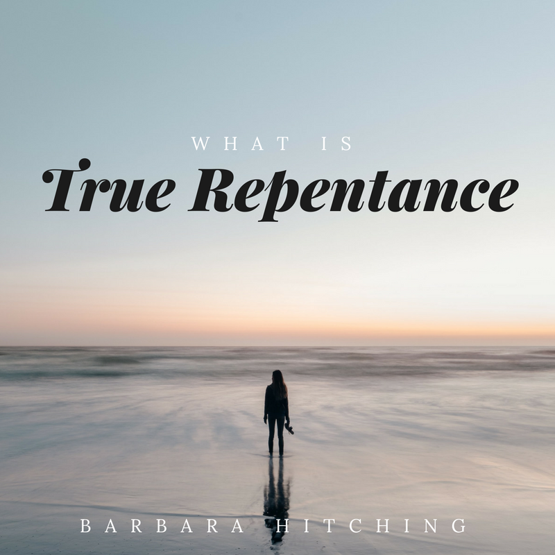 1-17-18 What is Repentance?