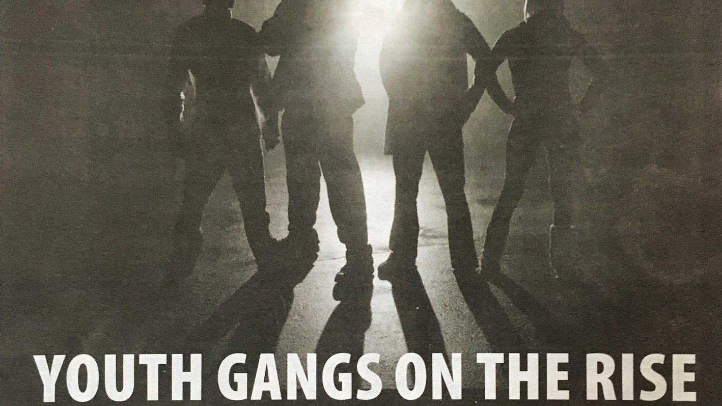Youth Gangs & Criminality ON THE RISE & How We Fix It - Drive With Dave