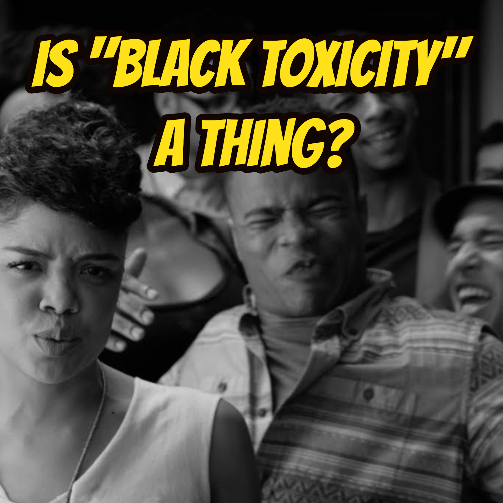 "Is ""Black Toxicity"" a Thing? & Preview to Episode 139"