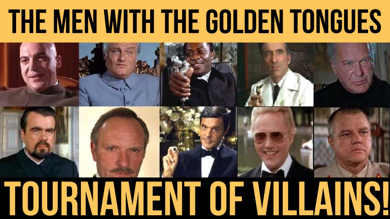Tournament of Villains! - The Men with the Golden Tongues