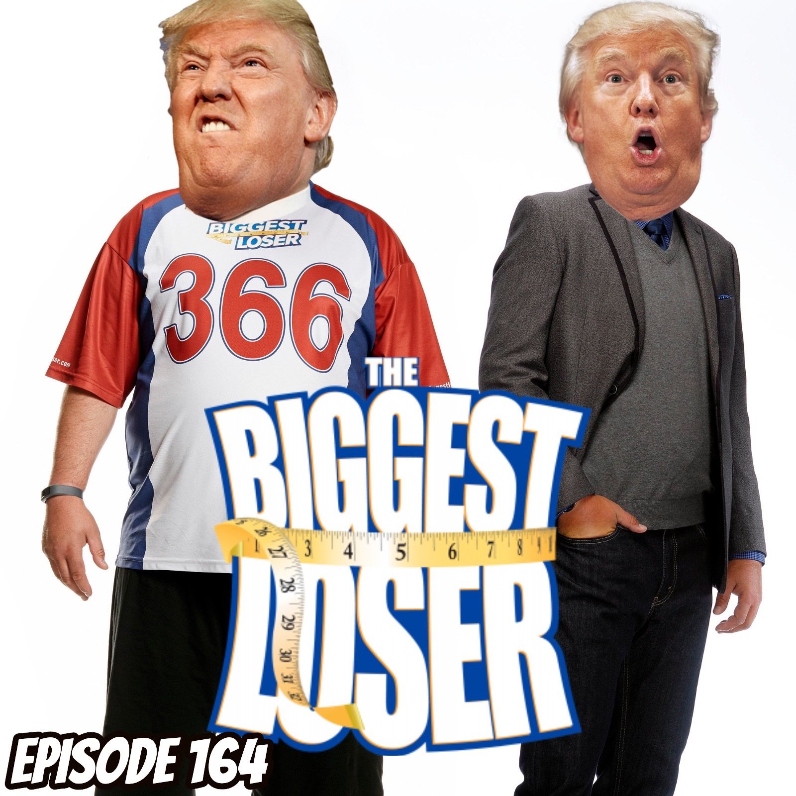 Look Forward - Ep164: Donald Trump is THE BIGGEST LOSER!