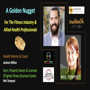 Money Matters Exclusive To The Fitness Industry