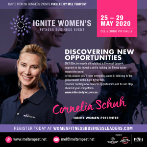 Conny Schuh - Discovering New Opportunities In The Fitness Industry